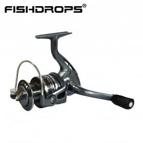 Fishdrops XLBASIC 5000 Reel Pancing - Black
