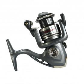 Fishdrops XLBASIC 5000 Reel Pancing - Black - 6