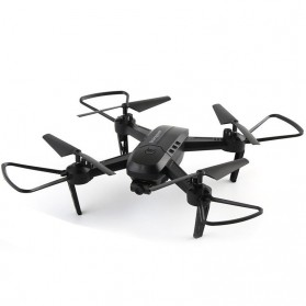 Phantasm Quadcopter Drone FPV Live HD Transmission Camera 2MP - S8-Pro - Black