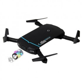 Winner Quadcopter Drone WiFi 2MP 720P Camera - X-102 - Black