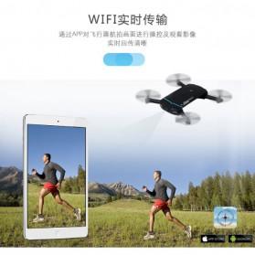 Winner Quadcopter Drone WiFi 2MP 720P Camera - X-102 - Black - 7
