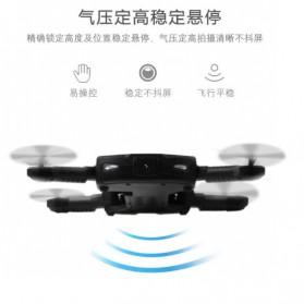 Winner Quadcopter Drone WiFi 2MP 720P Camera - X-102 - Black - 8