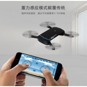 Winner Quadcopter Drone WiFi 2MP 720P Camera - X-102 - Black - 9
