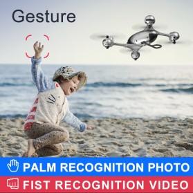 SMRC Quadcopter Drone 4K Camera WiFi FPV Follow Me Altitude Hold - M6 - Silver - 5