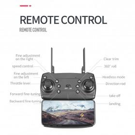 SMRC Quadcopter Drone 4K Camera WiFi FPV Follow Me Altitude Hold - M6 - Silver - 12