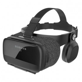 BOBOVR Z5 VR Box Virtual Reality for Smartphone - Black