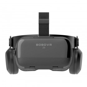 BOBOVR Z5 VR Box Virtual Reality for Smartphone - Black - 3