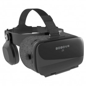 BOBOVR Z5 VR Box Virtual Reality for Smartphone - Black - 4