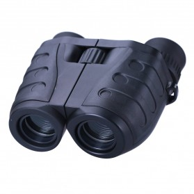 SUNCORE Teropong Binocular Outdoor Magnification 114-1000m 10x25 - Black