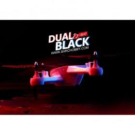 SHRC Drone Selfie WiFi dengan Kamera 1080P & Remote - SH7 - Black - 7