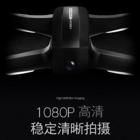 SHRC Drone Selfie WiFi dengan Kamera 1080P & Remote - SH7 - Black - 10