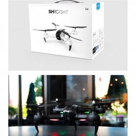 SHRC Drone Selfie WiFi dengan Kamera 1080P & Remote - SH7 - Black - 11