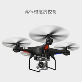 SHRC Quadcopter Drone WiFi dengan Kamera 1080P - SH5H - Black - 2