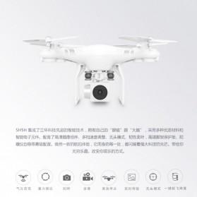 SHRC Quadcopter Drone WiFi dengan Kamera 1080P - SH5H - Black - 4