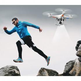 SHRC Quadcopter Drone WiFi dengan Kamera 1080P - SH5H - Black - 6
