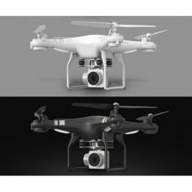 SHRC Quadcopter Drone WiFi dengan Kamera 1080P - SH5H - Black - 8