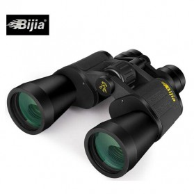 Bijia Magic Eagle Teropong Binoculars Hunting Zoom 10-120X80 - Black