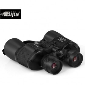 Bijia Golden Eagle Teropong Binoculars Hunting Zoom 10-120X80 - Black - 3