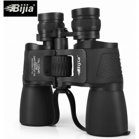 Bijia Golden Eagle Teropong Binoculars Hunting Zoom 10-120X80 - Black - 5