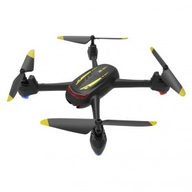 SH2HD Quadcopter Drone WiFi FPV with HD Camera 1080P - Black