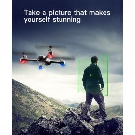 SH2HD Quadcopter Drone WiFi FPV with HD Camera 1080P - Black - 8
