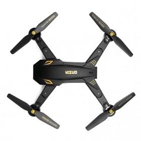 Visuo Battle Shark Quadcopter Drone WiFi 0.3MP Camera - XS809S-H-W-VGA - Black - 5
