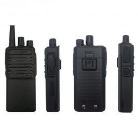 Taffware Walkie Talkie Single Band 5W 16CH UHF - BF-C5 - Black - 3