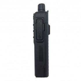 Taffware Walkie Talkie Single Band 5W 16CH UHF - BF-C5 - Black - 9