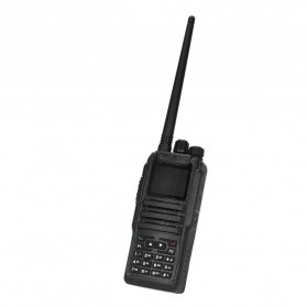 Taffware Walkie Talkie Dual Band Two Way Radio 5W 3000CH UHF+VHF - DM-1701 - Black - 3