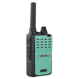 Taffware Walkie Talkie Two Way Radio 5W 16CH UHF - BF-E90 - Green