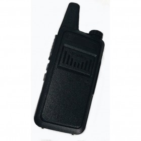 Taffware Walkie Talkie Single Band 6W 16CH UHF - BF-R5 Max - Black - 10