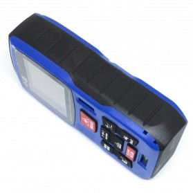 Mini Miles Pengukur Jarak Laser 60M - M60 - Blue - 2