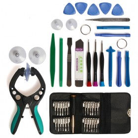 Peralatan Reparasi Smartphone 45 in 1 Repair Tools Set - WJ0161 - 1