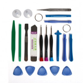 Peralatan Reparasi Smartphone 45 in 1 Repair Tools Set - WJ0161 - 2