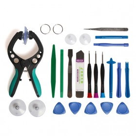 Peralatan Reparasi Smartphone 45 in 1 Repair Tools Set - WJ0161 - 3