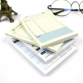 Kalender Planner Schedule Agenda Memo Notebook Model Weekly - AF37 - 3