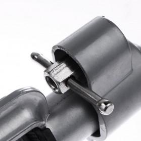 Alloet Clamp Stand Holder Bor Listrik Bench Rack Grinder - BG-6117 - Silver - 7