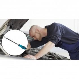 PENGGONG Obeng Flexible Hex Flex Socket Screwdriver Non Slip - 9906 - Green - 6