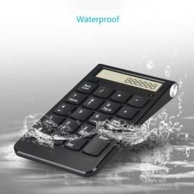Tmddotda Numeric Keypad Numpad Wireless 2.4GHz - 839ES - Black - 3