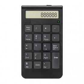 Tmddotda Numeric Keypad Numpad Wireless 2.4GHz - 839ES - Black - 6
