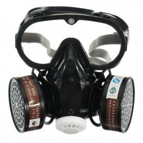 SAFURANCE Masker Gas Respirator Full Face Anti-Dust Chemical - SF01 - 2
