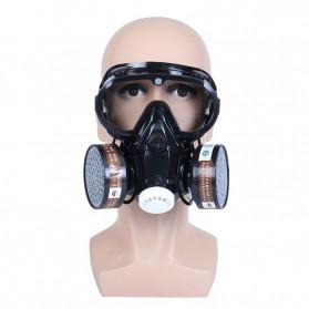 SAFURANCE Masker Gas Respirator Full Face Anti-Dust Chemical - SF01 - 3