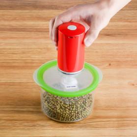 REELANX Handheld Pompa Vacuum Sealer Makanan Food Packing Machine - H1 - White - 3