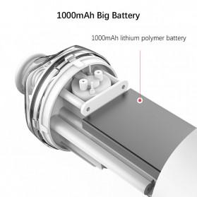 REELANX Handheld Pompa Vacuum Sealer Makanan Food Packing Machine - H1 - White - 4