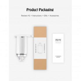 REELANX Handheld Pompa Vacuum Sealer Makanan Food Packing Machine - H1 - White - 7