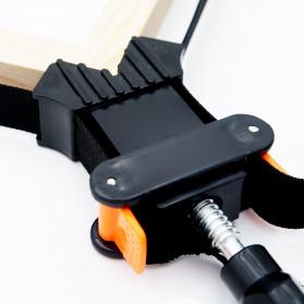 YZL Alat Penjepit Bingkai Kayu Adjustable Rapid Corner Clamp Strap Band 4 Jaw 4 Meter - 9103 - 2