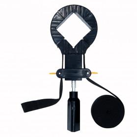 YZL Alat Penjepit Bingkai Kayu Adjustable Rapid Corner Clamp Strap Band 4 Jaw 4 Meter - 9103 - 5
