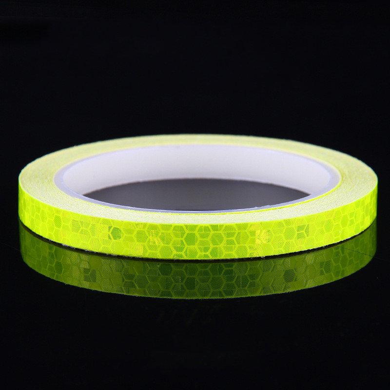DUUTI Reflective Tape Adhesive Stiker Sepeda MTB Bike