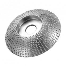 Houkiper Kepala Gergaji Wheel Rotary Angle Grinder Blade Wood Carving Tool 85mm - 428I