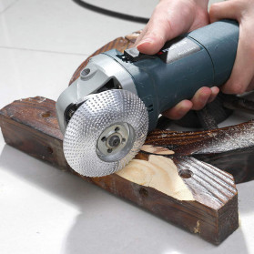 Houkiper Kepala Gergaji Wheel Rotary Angle Grinder Blade Wood Carving Tool 85mm - 428I - 3